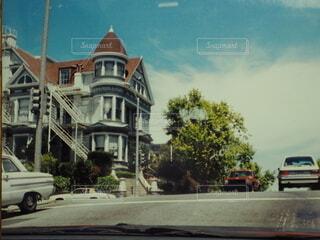 サンフランシスコの街並みの写真・画像素材[4768367]
