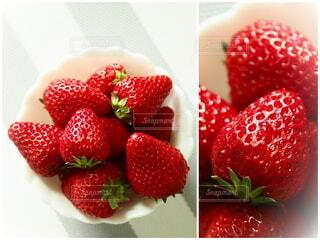 美味しいイチゴ(1)の写真・画像素材[4770791]