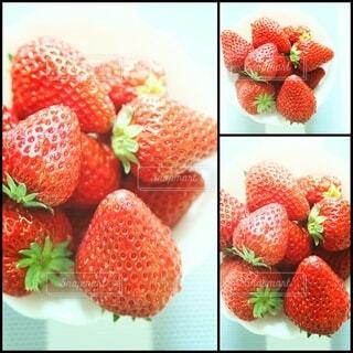 美味しいイチゴ(3)の写真・画像素材[4770793]