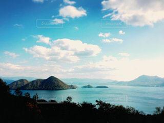 洞爺湖の写真・画像素材[3156774]