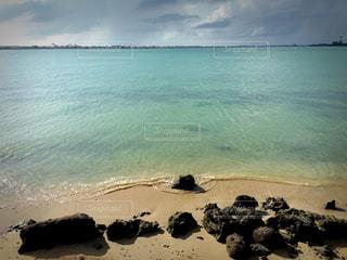 自然,風景,海,空,砂,砂浜,海岸,岩