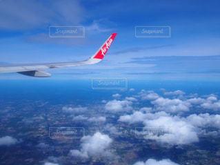 飛行機からの写真・画像素材[3209499]