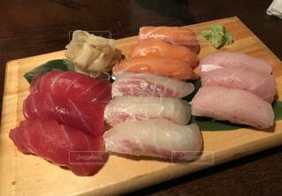寿司大好きの写真・画像素材[3859159]