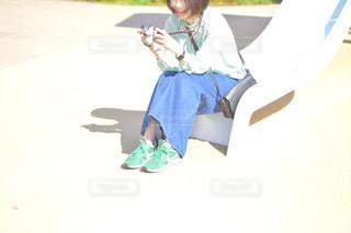緑の日の写真・画像素材[3192228]