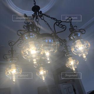 電球,レトロ,シャンデリア,ランプ,照明,明るい,ゴールド