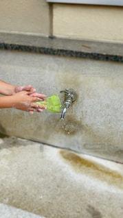 手洗い3の写真・画像素材[3192087]