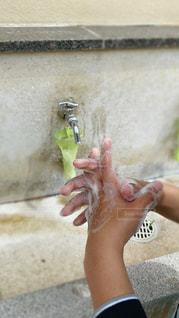 手洗い6の写真・画像素材[3192088]