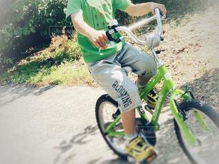 僕の自転車の写真・画像素材[3244994]