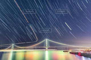 夜,夜景,神戸,吊り橋,明石海峡大橋,canon,明石大橋,アジュール舞子