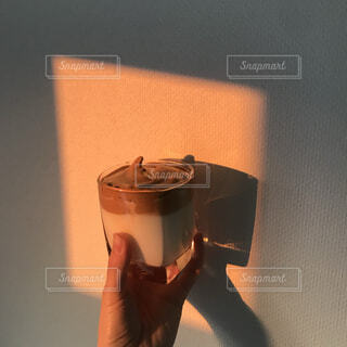 おうちカフェの写真・画像素材[4608299]