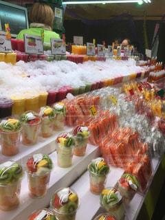 食べ物,風景,屋内,鮮やか,果物,野菜,市場,バルセロナ,マーケット,スムージー