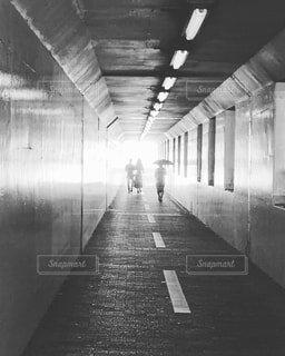 影の写真・画像素材[4437809]