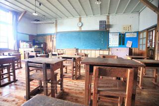 木造校舎の写真・画像素材[4623277]