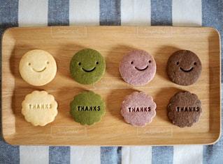 食べ物,スイーツ,デザート,クッキー,手作り,手作りクッキー,ココアクッキー,可愛いクッキー,プレーンクッキー,抹茶クッキー,紅芋クッキー