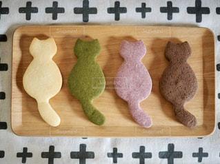食べ物,クッキー,たくさん,おいしい,手作り,手作りクッキー,ココアクッキー,可愛いクッキー,プレーンクッキー,紅芋クッキー,猫クッキー