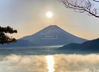 千円札の裏の風景の写真・画像素材[3182287]