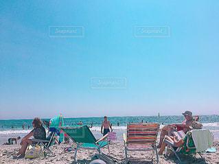 #海,#アメリカ,#青空,#ビーチ,#ニュージャージー州,#サマー,#サマービーチ