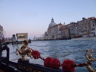 ベネチアのゴンドラの写真・画像素材[3226987]