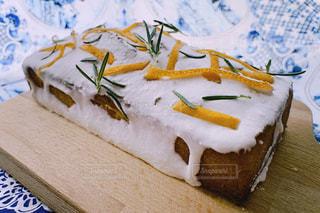 レモンケーキの写真・画像素材[3190232]