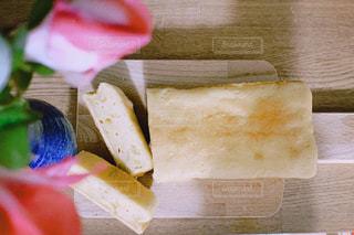 米粉レモンケーキの写真・画像素材[3219073]