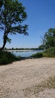 川の写真・画像素材[3252897]