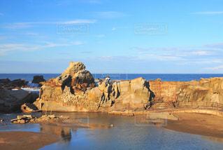 晴れた日の犬吠埼の風景の写真・画像素材[3277730]