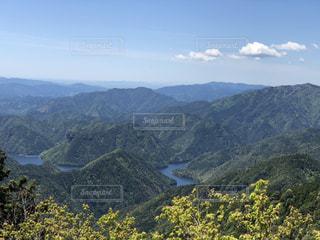 自然,風景,空,山