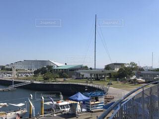 屋外,ボート,船,水面,港,桟橋,ヨット