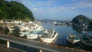 空,船,港,漁船,漁港,停泊,釣り船,漁師町