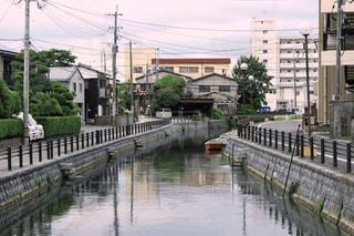 風景,柳川