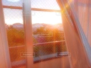 ガラスのドアの写真・画像素材[3351983]