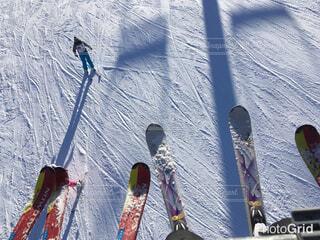 自然,冬,雪,雪山,スキー,寒い,運動,冷たい,リフト,斜面,ウィンタースポーツ,真っ白,スキーヤー,スポーツ用品