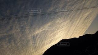 空,屋外,雲,夕焼け,Instagram,山,朝焼け,電線,クラウド