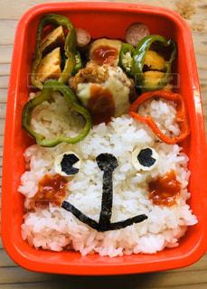 食品のプラスチック容器の写真・画像素材[3183860]