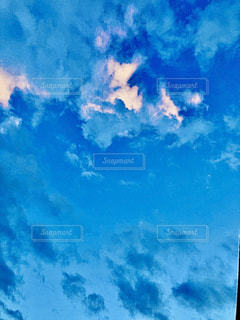 自然,空,屋外,雲,晴れ,青空,青,絵のような写真