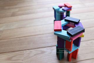 屋内,木,カラフル,床,おもちゃ,木目