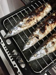 食べ物,秋,魚,グリル,焼き魚,料理,魚介類,さんま,旬