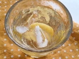 レモンジュースの写真・画像素材[3504116]