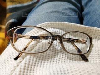 メガネの写真・画像素材[3766275]