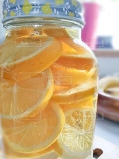 レモン酢の写真・画像素材[4317435]