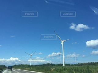 空,風車,風,お気に入り,日中