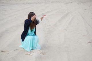 砂かけBBAの写真・画像素材[3200903]