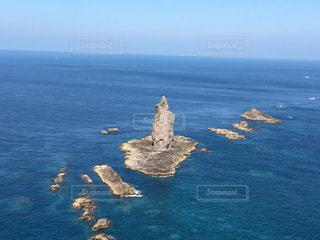 神威岬の写真・画像素材[3206380]