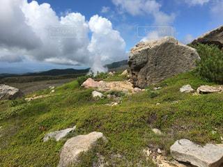 旭岳の写真・画像素材[3214962]