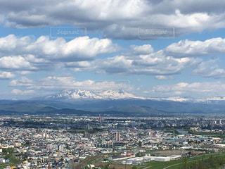 展望台からの眺めの写真・画像素材[3233573]