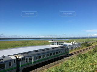 列車の写真・画像素材[3247455]