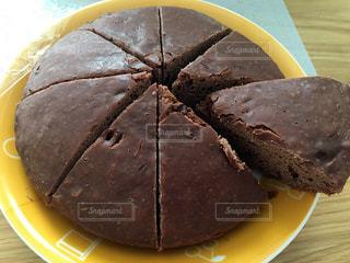 炊飯器でケーキの写真・画像素材[3253399]