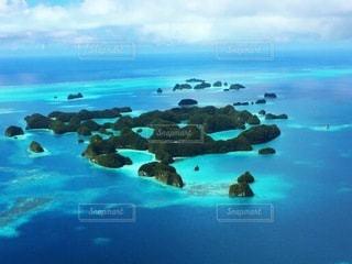 パラオの海の写真・画像素材[3357267]