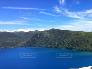 湖の写真・画像素材[3357713]
