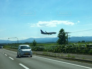飛行機の写真・画像素材[3357715]